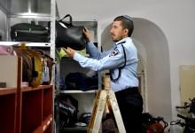 Les objets trouvés de la police de Jérusalem